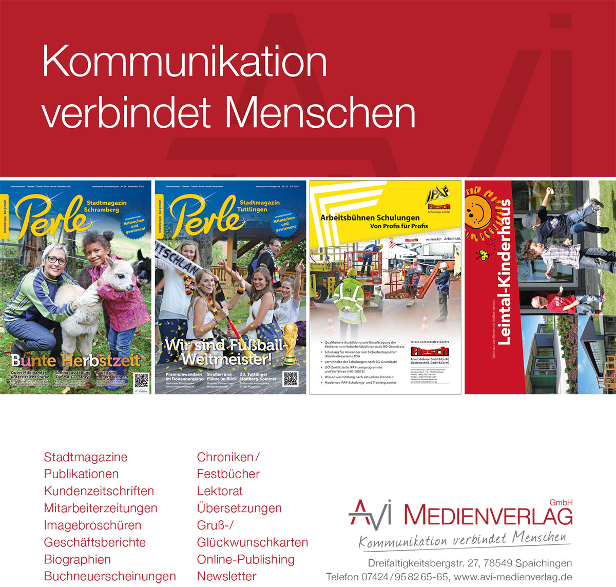 AVi Medienverlag GmbH