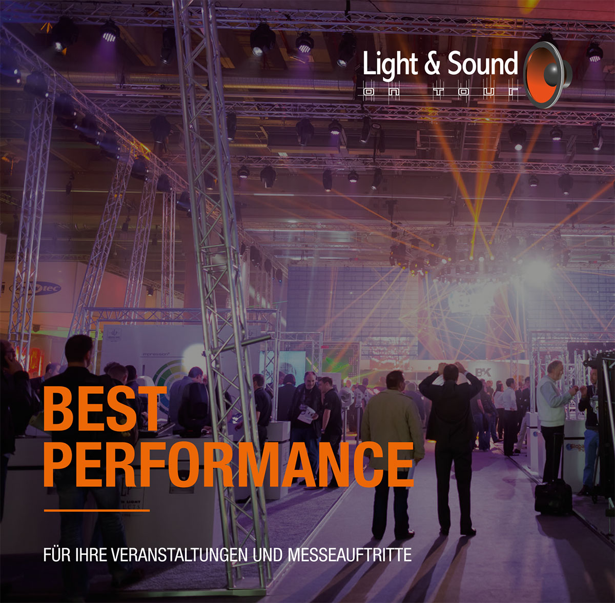 Light & Sound ON TOUR